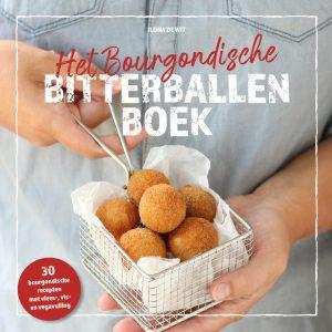 Het bourgondische bitterballenboek cover voorkant