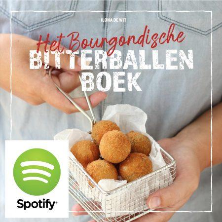 Bitterballen playlist op Spotify